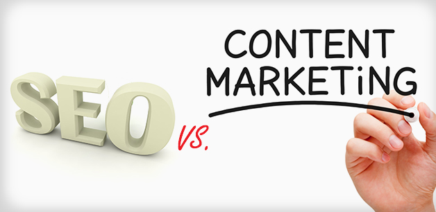 SEO versus Content Marketing
